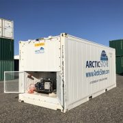 20' with single phase refrigeration