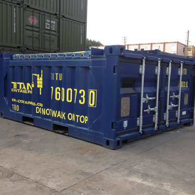 Half Height Offshore Containers-1