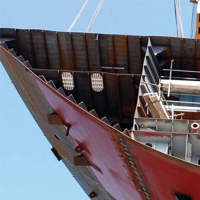 Hull Structural Steel Plates-1