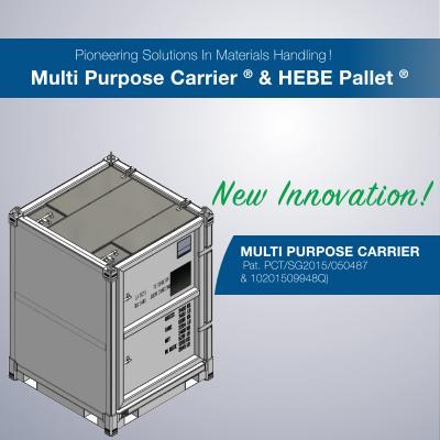 Multi Purpose Carrier & HEBE Pallet-1