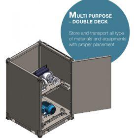 Multi Purpose Carrier & HEBE Pallet-3