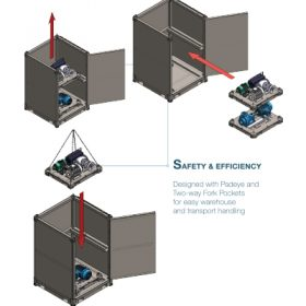 Multi Purpose Carrier & HEBE Pallet-4