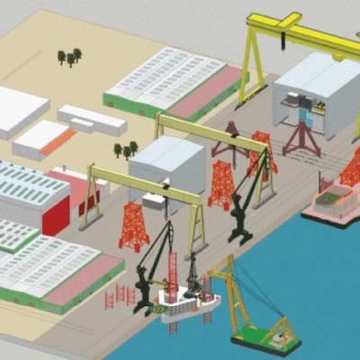 Shipyard Planning