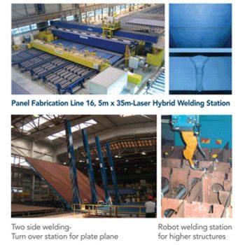 Panel Fabrication Line-1