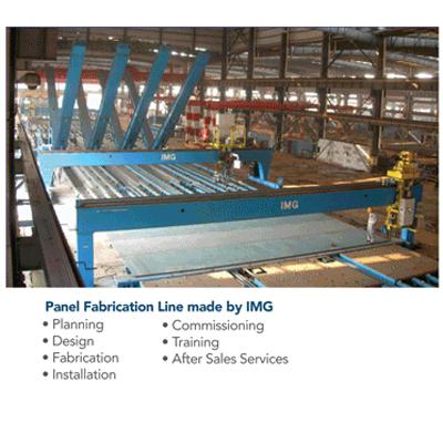 Panel Fabrication Line-2