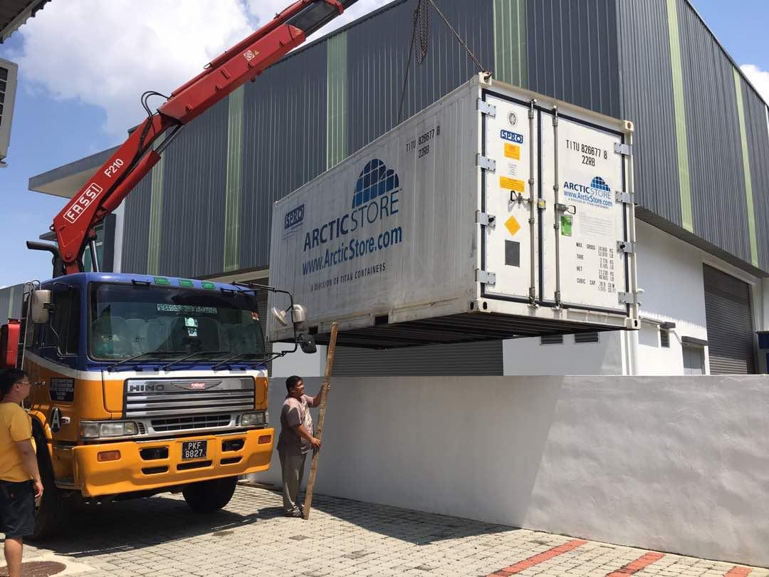 Cold Storage Service for Penang Halal Siew Pau & July 2018 u2013 SPRO